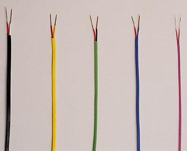 本安型氟塑料高温补偿导线 IA-KX-HA-FVP